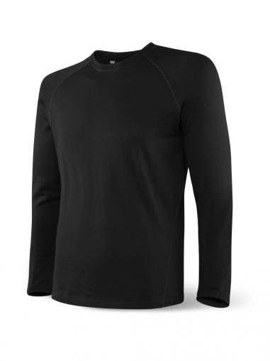 Camiseta Hombre Blacksheep SAXX de color Negro