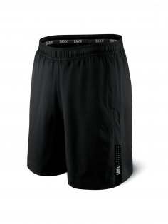 Pantalones Deporte Kinetic Run Largos SAXX de color Negro
