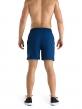 Pantalones Deporte Kinetic Run Largos SAXX de color Azul