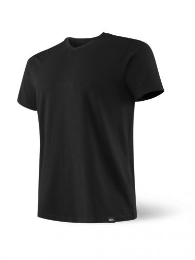 Camiseta Hombre 3Six Five SAXX de color Negro