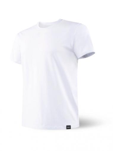 Camiseta Hombre 3Six Five SAXX de color Blanco