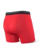 Ropa interior hombre Sport Mesh SAXX de color Rojo