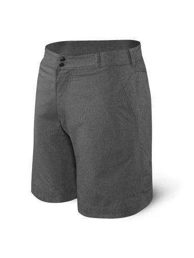 Pantalón Corto SAXX New Frontier color gris