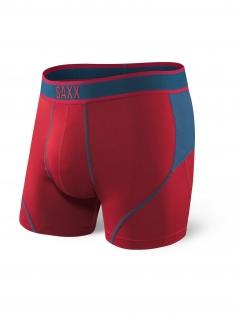 Ropa interior hombre Kinetic SAXX de color Rojo